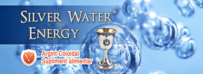 Argint coloidal Silver Water Energy