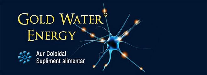 Aur coloidal Gold Water Energy