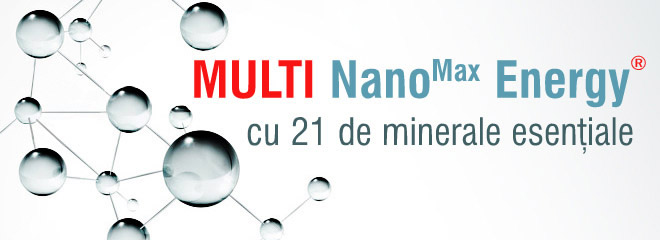 Multiminerale Coloidale Nano Max Energy