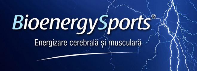 Bioenergy Sports - energizare cerebrala si musculara | ColoiziBio.ro