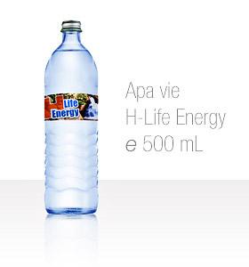 Apa vie H-Life Energy. Apa saracita in Deuteriu