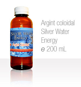 Argint coloidal Silver Water Energy 200 mL